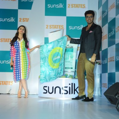 Sunsilk and Two States