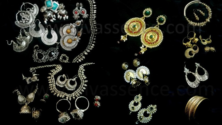 Jhumka Diaries Haul1
