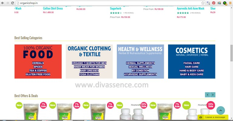 Online organic store of certified branded organic products  Organic Shop - Google Chrome 17-Sep-14 83655 PM.bmp