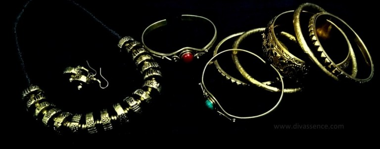 Bohemian Jewellery, Fab India Haul Chennai