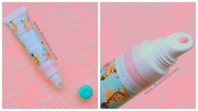 Island Kiss lip moisturizer Cherry Blossom flores price, review, where to buy