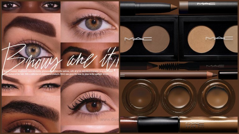 MAC Brows Are It collection India price, product details, availability,MAC limited edition collection