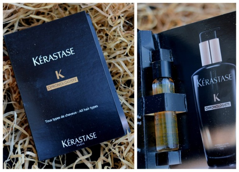 My Envy Box India October 2016 Kerastase Chronologiste Price, Review