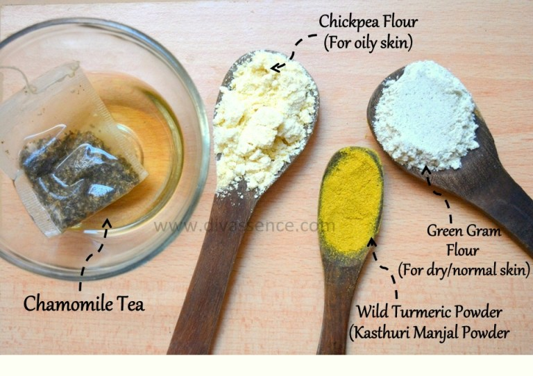 diy face masks for glowing skin ingredients, chamomile tea beauty benefits