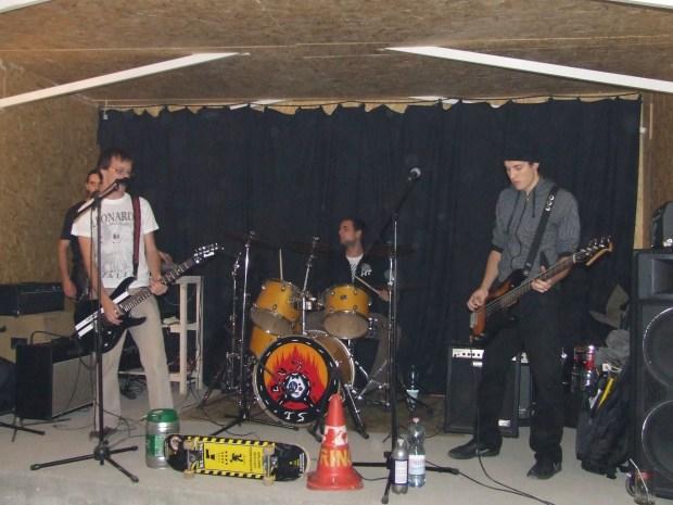 2009.11. az első koncert
