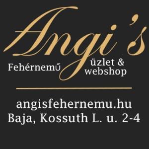 Angi's Exkluzív Fehérnemű és Bikini Bolt és Webshop