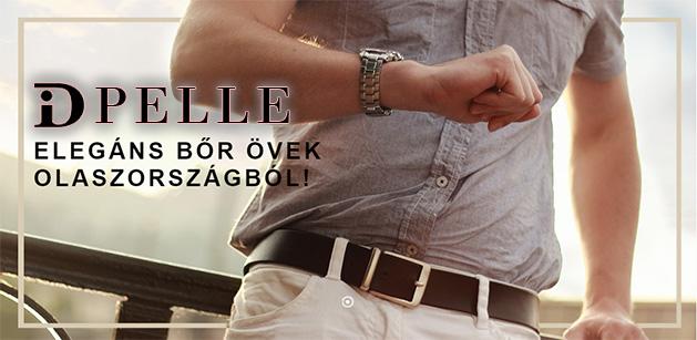 Dipelle; Eredeti Olasz Bőr Öveket Forgalmazó Webshop