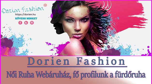 Dorien fürdőruha webáruház
