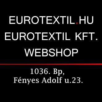 Eurotextil Méteráru és kellék kereskedelem
