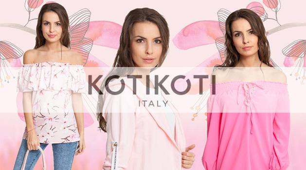 Kotikoti nőiruha webáruház