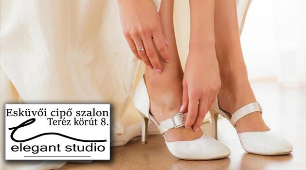 Esküvői cipő szalon