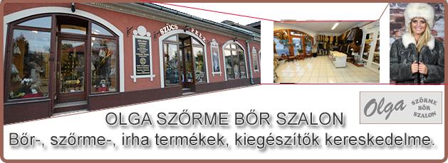 Olga Bőr és Szőrme Szalon