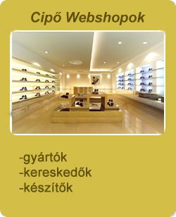 cipő divatáru webshop