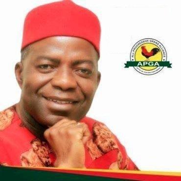 Abia ex-APGA gov candidate, Otti, set to join APC