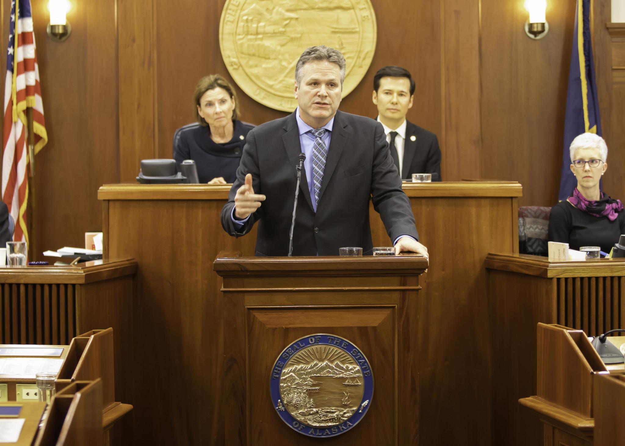 Alaska Gov Issues Gag Order On State Fish Budget