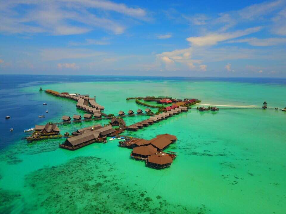 Sipadan Kapalai Dive Resort - Dive Malaysia
