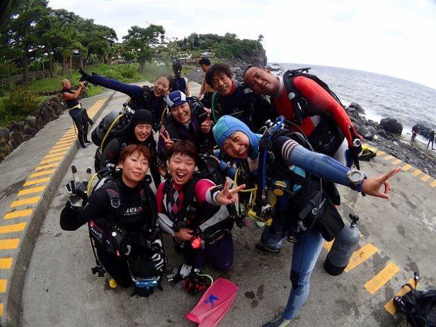 昨日は海洋公園に行ってきました~(^_-)-☆