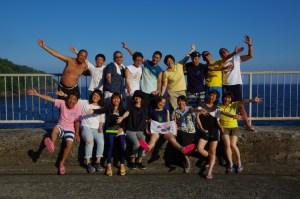 昨日は真夏のビーチクリーンアップ&バーベキューツアーでした!