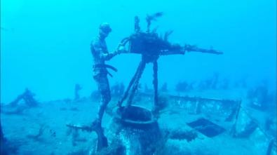 {:en}Freediving in Malta with DiveBase. P-29 Wreck in Cirkewwa, Malta{:}{:it}Apnea a Malta, Relitto P-29 Cirkewwa, Malta{:}