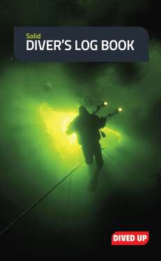 Solid Diver's Log Book - cover
