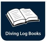 Diving Log Books