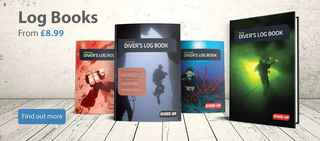 Log Books from £8.99