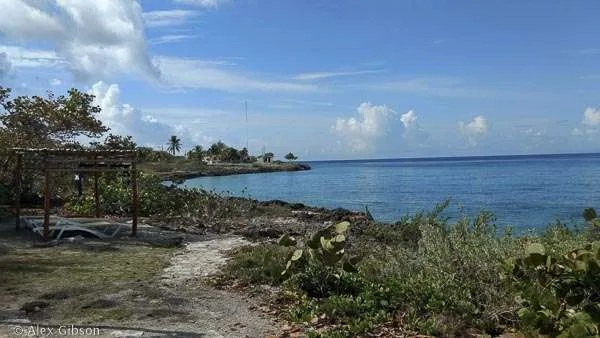 Punta Perdiz, Bay of Pigs