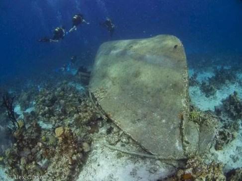Punta Perdiz wreck