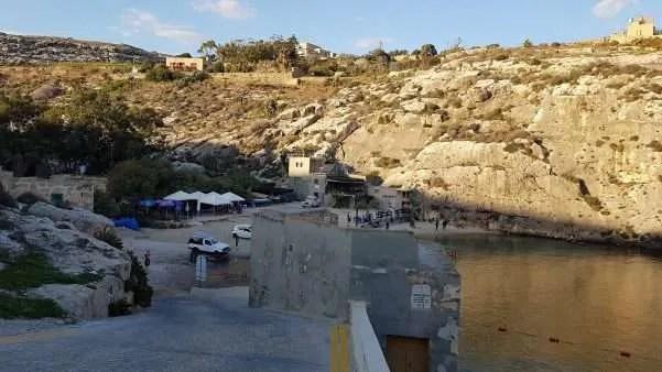 Mġarr ix-Xini dive site
