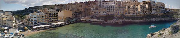 Xlendi Bay in Gozo, Malta