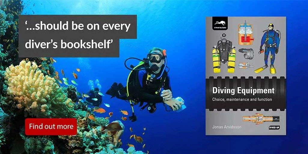Diving Equipment book