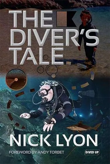 The Diver's Tale - Nick Lyon - cover