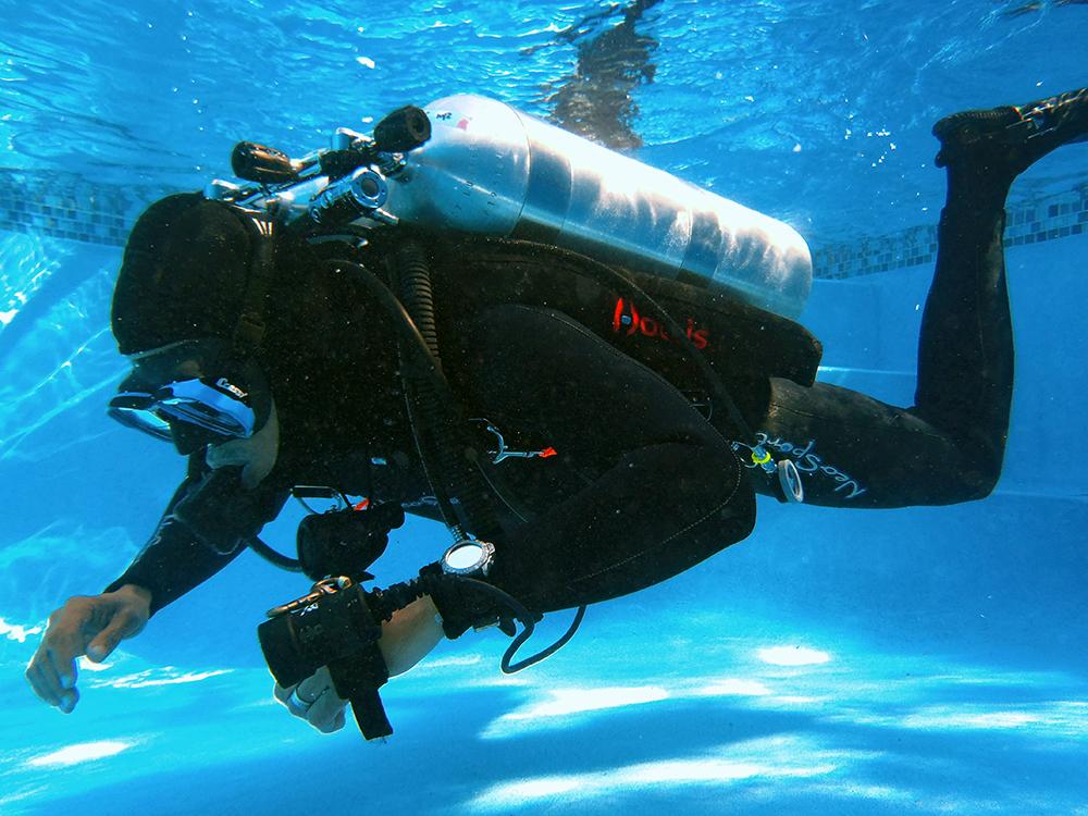 Essentials of Tech Diver