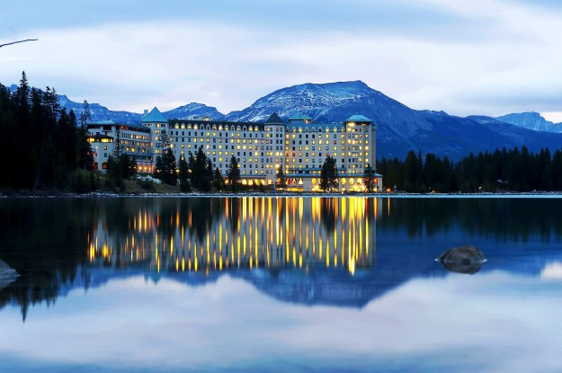 Fairmont-Chateau-Lake-Louise-near-Banff-Alberta