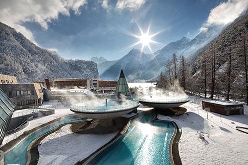 Aqua Dome Austria