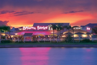 Happy Hour at Bahama Breeze - Dive In Tampa Bay