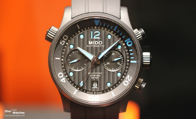 Mido_Multifort_Diver_Chrono_Front_Baselworld_2014