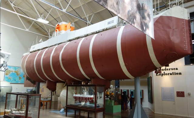 Trieste_Navy_Museum_Washington_2014