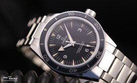 Omega Seamaster 300 Master Co-Axial mit Edelstahlband (Ref. 233.30.41.21.01.001)