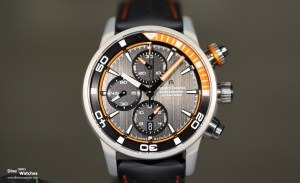 Maurice_Lacroix_Pontos_S_Chrono_Orange_Front_Baselworld_2015