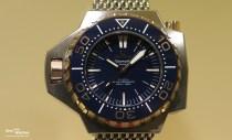 Omega_Seamaster_1200_PLoprof_Titanium_Blue_Front_Baselworld_2015