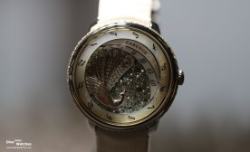 Ladies' Watch Prize / Ladies' High-Mech Watch Prize: Fabergé Lady Compliquée Peacock