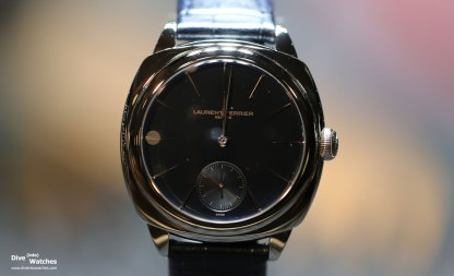 Horological Reveleation Prize: Laurent Ferrier Galet Square