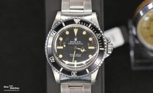 Rolex Submariner COMEX (1974)