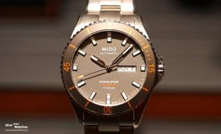 Mido Ocean Star Ti