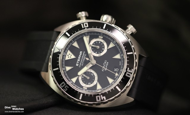 Eterna_KonTiki_Chronograph_Black_Dial_Frontal_New_York_2016