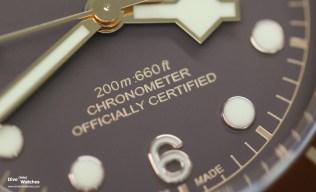 Das Inhouse-Kaliber MT5601 ist Chronometer-zertifiziert