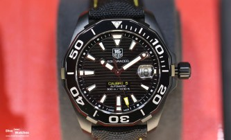 TAG_Heuer_Aquaracer_Black_Bezel_Yellow_Geneva_2017