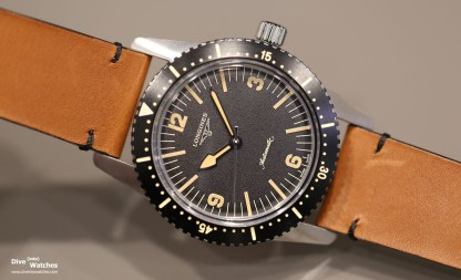 Longines_Skin_Diver_Re_Issue_Leather_Front_Baselworld_2018