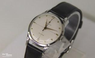 Seiko Super - erste Armbanduhr der Marke mit Zentrumssekunde (1950)